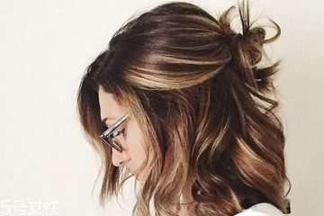 balayage适合哪种发型 balayage不适合哪种发质