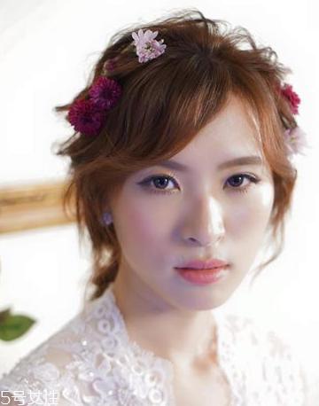 新娘发型2018最新图片 6款热门新娘发型推荐