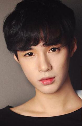 韩系男生短发发型推荐图片