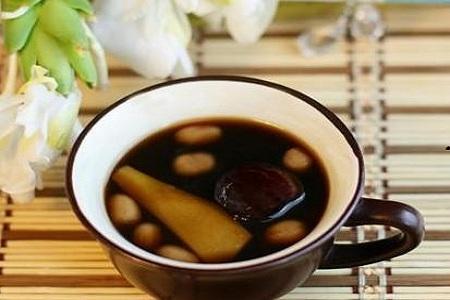 冬季驱寒暖胃姜汤治疗好疗效