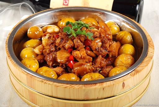板栗红薯减肥可以吃吗图片