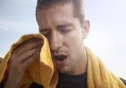 男性运动出汗才是最有效的养生锻炼