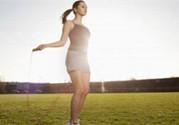 跳绳减肥的正确方法