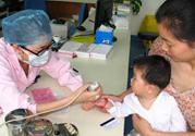宝宝多大可以开始做微量元素检查