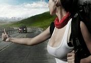 搭车时的六种有效减肥保健方法