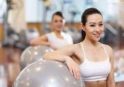 运动健身让女人远离虚弱状态