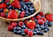 草莓、蓝莓可以减肥吗