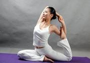 瑜伽减肥 让你瘦的优雅