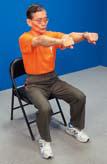老人延寿训练平衡感的4式如意操图解