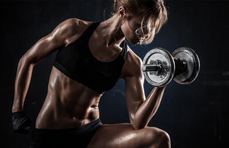 锻链背部肌肉平衡全身脊椎