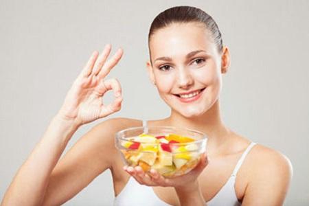 瘦身的最佳方法 黄金比例饮食调和