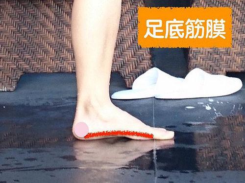 足底筋膜炎可以按摩吗 小腿�_底按摩法