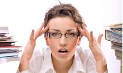 暴躁易出错 女性职场压力解决方案