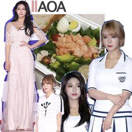 韩国明星公开的瘦身食谱 哪一个最有效果呢?