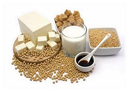 大豆有什么好处?能缓解更年期症状?