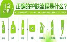 水乳液精华液的使用顺序是 正确的使用顺序你清楚吗