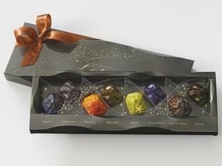 七夕情人节 不一样的巧克力送给不一样的她