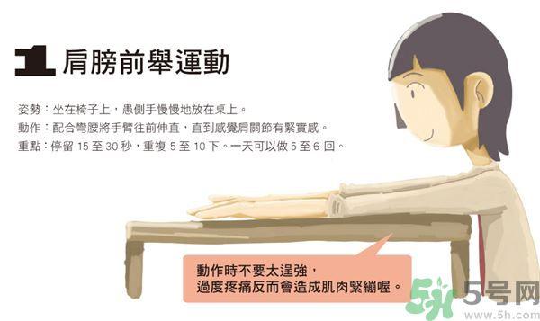 肩膀痛怎么办?好方法