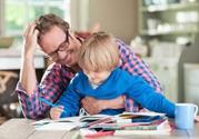 父母如何辅导孩子做作业建立学习区域