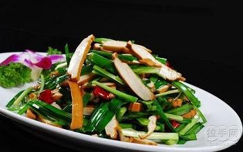 韭菜炒豆干的做法大全,韭菜炒豆干怎么做好吃