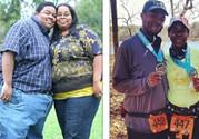 美国胖夫妇5年甩肉227公斤 最浪漫的事,就是和你一起慢慢变瘦