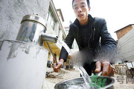 八成地下水不能饮用 哪些地方的地下水不能饮用?为什么八成地下水不能饮用?