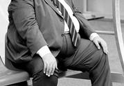 900斤胖子X光扫描照片惊人 过度肥
