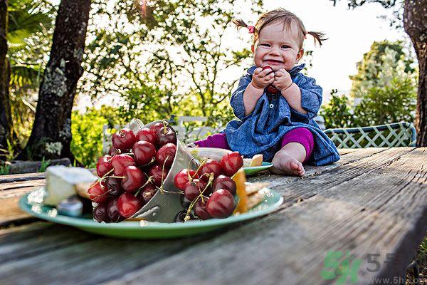 多大孩子樱桃能吃么
