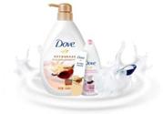 多芬丰盈宠肤系列沐浴乳乳木果和香草怎么样?