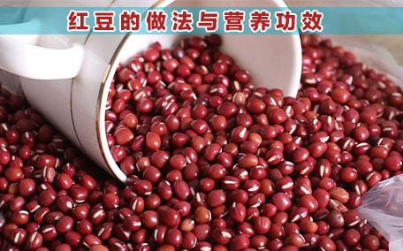 红豆可以减肥吗 红豆有减肥的功效吗
