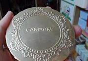 canmake棉花糖粉饼色号有几种?canma