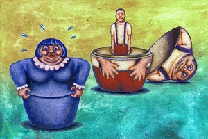 湿气导致肥胖症状