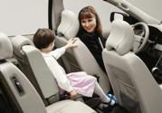 安全座椅能放副驾驶吗?安全座椅安装在哪个位置最安全