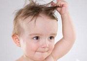 宝宝吃什么对头发好?宝宝头发发黄怎么办?