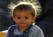 宝宝头发黄怎么办?宝宝头发黄什么原因?