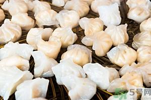 吃水饺会胖吗?一碗水饺的热量高吗