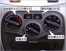 汽车空调怎么开冷风?汽车空调的正确使用方法