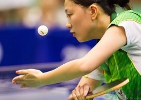 打乒乓球对近视眼有竞技安徽省运动会2012年好处健美操图片