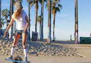 玩滑板小腿会变粗吗?玩滑板可以瘦腿吗?