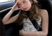 孩子晕车怎么办?孩子晕车的原因是什么?