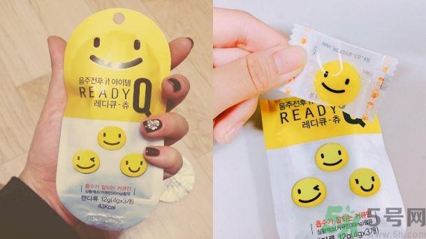 韩国笑脸解酒糖有用吗?handok笑脸解酒糖怎么吃?