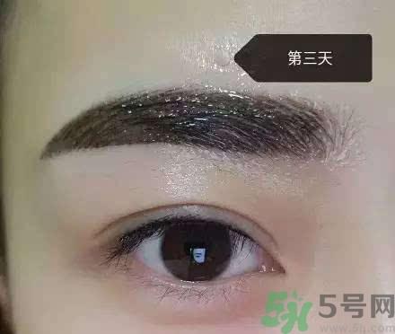 纹眉后多久恢复自然?纹眉多久能变得自得自然?