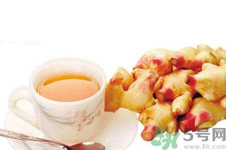 早上喝生姜水可以减肥吗图片