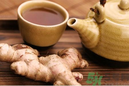 早上喝生姜水的好处图片