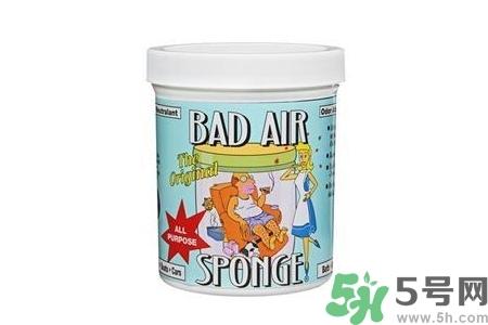 美国bad air sponge空气净化剂怎么样?
