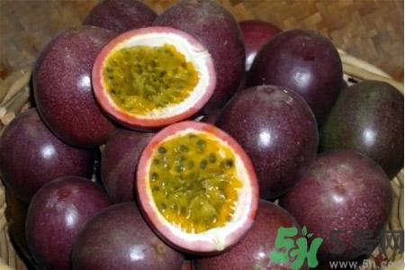 百香果的营养价值 百香果的作用与功效