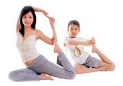 亲子瑜伽是什么?亲子瑜伽有什么好处?