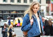 10月可以穿牛仔外套吗?牛仔外套怎么穿最好看?