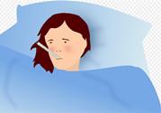 低烧不退是什么原因?低烧不退怎么物理降温