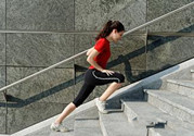 多爬楼梯能瘦大腿吗?爬楼梯瘦腿的